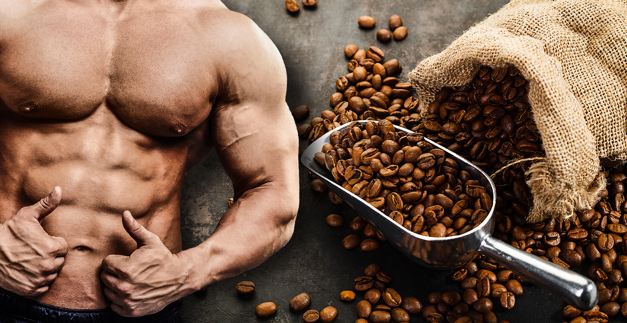 le cafe et ses benefices en musculation