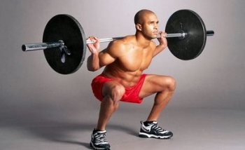 Exercices de squat en musculation