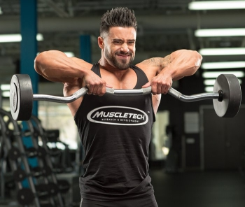 Rattraper un point faible en musculation