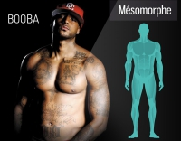 Booba : musculation, taille et poids
